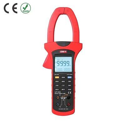 Ut233 Uni-t Digital Meter Multimeter True Rms Power Factor Clamp Ac Value Usb L