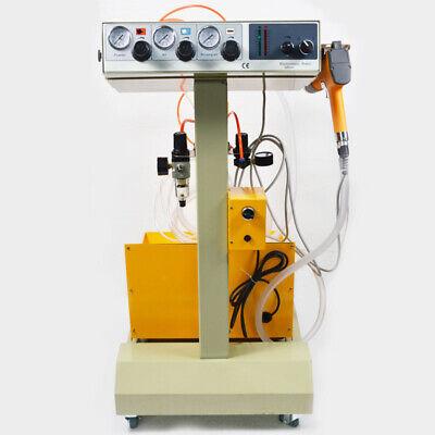 Vibrating Powder Coating Machine Sprayer Injection Molding Machine