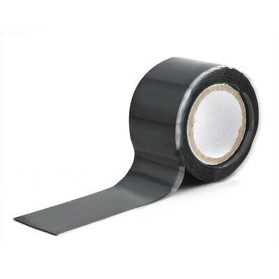 Tape Black Rubberized Super Strong Waterproof Seal Repair Adhesive Tools