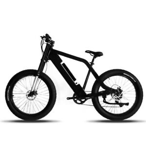 Panther Electric Fat Tire Mountain Bike