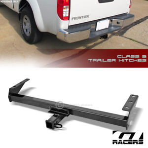 CLASS 3 TRAILER HITCH RECEIVER REAR BUMPER TOW 2