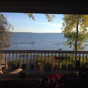 LAKEFRONT  Two Bedroom Cottage with private beach for sublet West Island Greater Montréal image 1