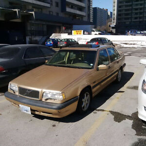 1996 Volvo 850 GLT Sedan, Full Options