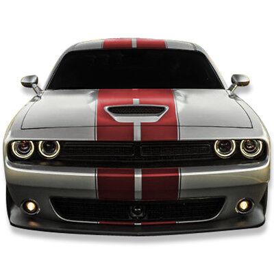 for 2008-2018 Challenger Dodge SRT Look Fiberglass hood SRT-129H