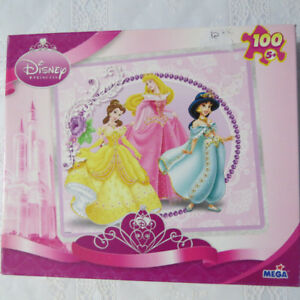 "a 100-piece puzzle by Disney ""Princess""...only $3"