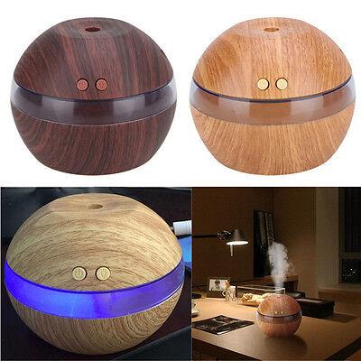 Umidificatore ad ultrasuoni LED a diffusione di oli essenziali per aromaterapia