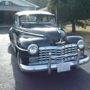 1947 Dodge Special Deluxe Coupe