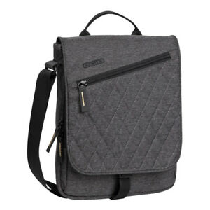NEW Ogio Dark Static Newt Vertical 10-inch Tablet Messenger Bag