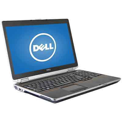 Dell Latitude Laptop Core i7-2620M Dual-Core 2.7GHz 8GB Ram 500GB HDD Win 10 Pro