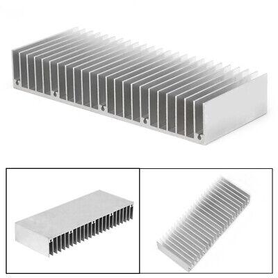 1pc Radiator Aluminum Heatsink Extruded Profile Heat Sink For Electronic Chipset
