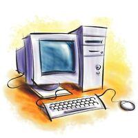 WANTED: MEGABYTE RECYCLE LOOKING 4 BROKEN COMPUTERS+++