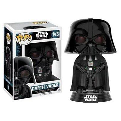 FUNKO POP Star Wars Darth Vader 143# Figure Brinquedos Model Toys Action Gift