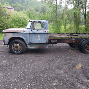 1963 Dodge D500 cab - Scraping in a week