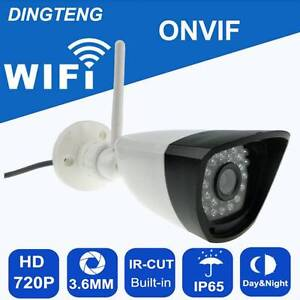 PTZ security ip camera wifi surveillance system outdoor motion Noble Park Greater Dandenong Preview