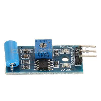 5pcs New Sw 420 Motion Sensor Vibration Switch Alarm Sensor Module For Arduino