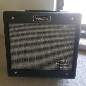 G-Dec junior Fender amp