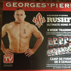 Rushfit Ultimate home fitness training camp