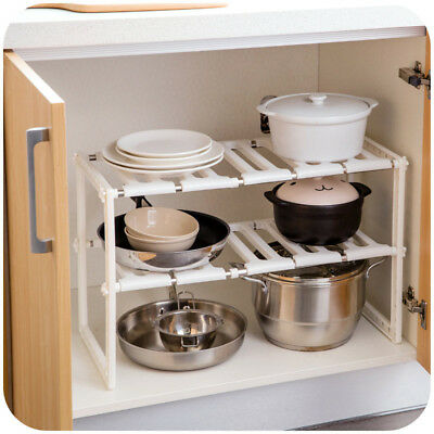 Order-SAVING DESIGN HOLDER STORAGE ORGANIZER CONTAINER RACK & KITCHEN CABINET US