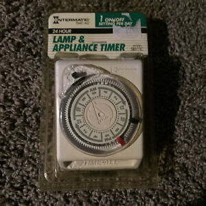 New Intermatic Lamp And Appliance Timer SB111-70 London Ontario image 1