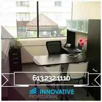 Renovated BRIGHT Window Offices Fully Furnished!