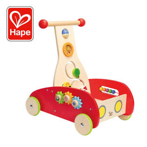 Walker and Puzzles - Hape