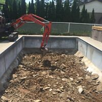 Excavation Services and Garbage Removal