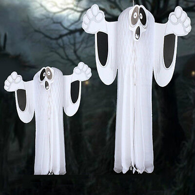Neu Hanging Geist Halloween Dekoration Gruselig Party Deko Pro