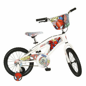 "Ultimate Spider-Man 16"" BMX Bicycle, New"