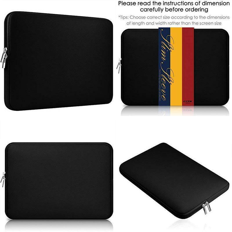 Ccpk 13 Inch Laptop Sleeve 13.3 Inch Computer Bag 13.3-Inch