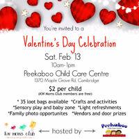 Best place to go! Family Valentine's Day Celebration