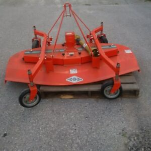 6 Ft - 3 Point Hitch Mower