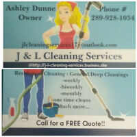 Looking to hire a cleaner for my cleaning company
