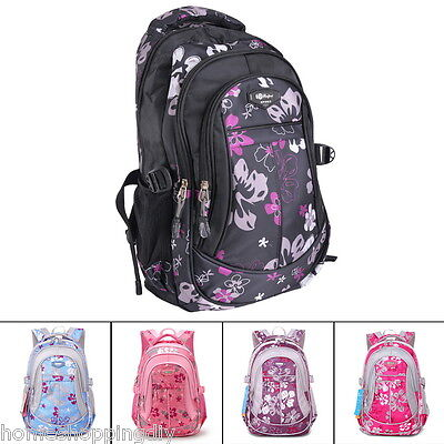 New Children Student School Bags For Laptop Book Girls Backpack Casual Travel