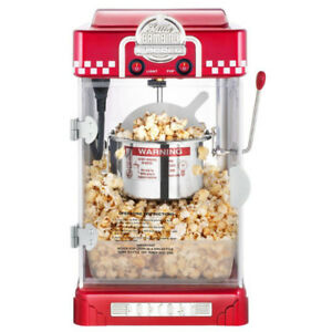 NEW Great Northern Popcorn Machine Pop Pup 2.5oz Retro Style