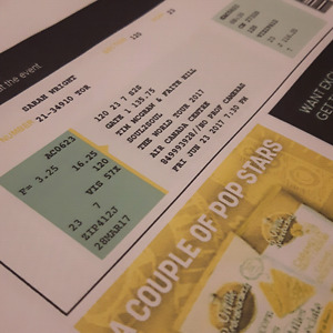 Tim McGraw & Faith Hill tickets - Toronto- Friday June 23