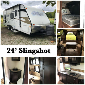 Camper Trailers for Rent