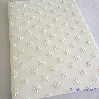 5 Embossed Petite Floral Cards & Envelopes Wedding invitations party invitation
