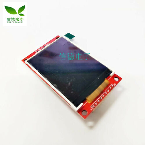 1pc 2.2 Inch Serial Port Tft Spi Lcd Screen Color Screen Module 240x320