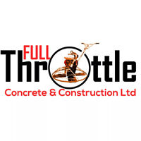 Full Throttle Concrete & Construction