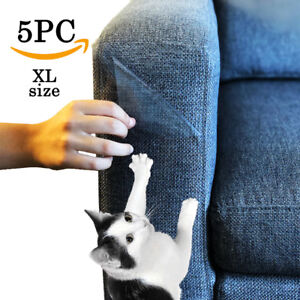 Protect your couch from pet claw damage. Cat scratch protector.