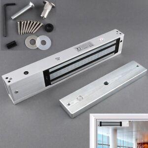 Door DC12V Electric Magnetic Lock Electromagnetic & Access Control 280KG (600LB)