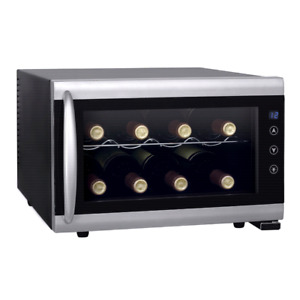 Modern Homes 8-Bottle Wine Cooler