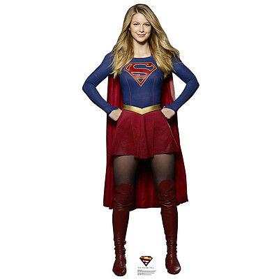 Cardboard Stand Up (SUPERGIRL Kara Danvers CARDBOARD CUTOUT Standup Standee Poster Melissa)