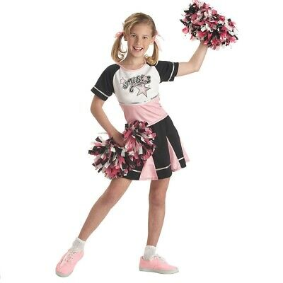 All Star Cheerleader Childrens Costume](All Star Costume)