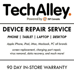 Apple Device Repair Service - TechAlley