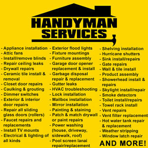 Handyman, Renovations, Repairs | 416-726-7755 Oakville / Halton Region Toronto (GTA) image 2