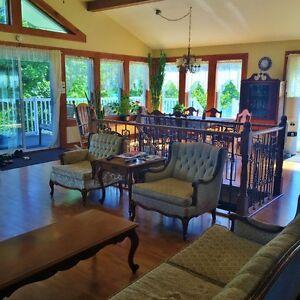 Maison a vendre grand terrain bord de l`eau Lac-Saint-Jean Saguenay-Lac-Saint-Jean image 7