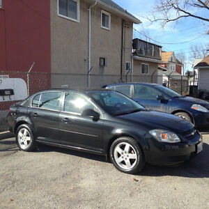 2010 Chevrolet Cobalt LT w/1SA Sedan 5spd Manual Low Km's