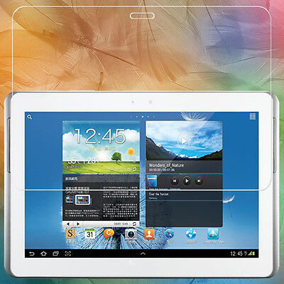 1Pc Clear Front Protector Cover Film For Samsung Galaxy Tab 10.1 Tablet N8000 EG