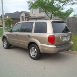8 Passenger Honda Pilot For Sale